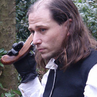 D.A Lascelles attending Yorkshire Cosplay Con