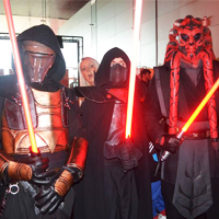 Hand of Korriban will be bringing the Darkside to YCC