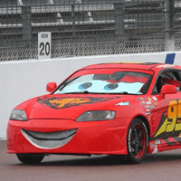 Lightning McQueen Car Races to Yorkshire Cosplay Con