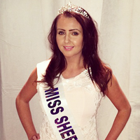 Chantelle Parker Miss Sheffield 2014 Opens YCC7
