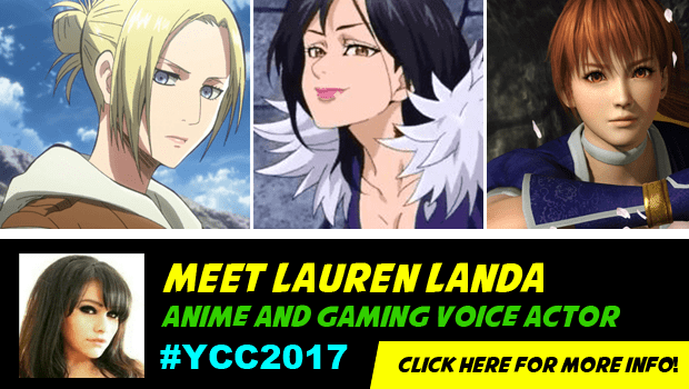 Lauren Landa Returns to Yorkshire Cosplay Con this June at Sheffield Arena