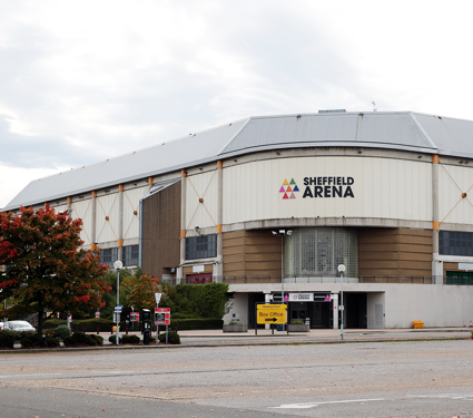 Sheffeild Arena the new home of Yorkshire Cosplay Con