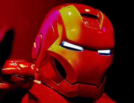 Iron Man makes his way to Yorkshire Cosplay Con 7