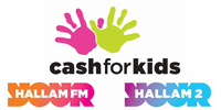 Hallam FM Cash for Kids